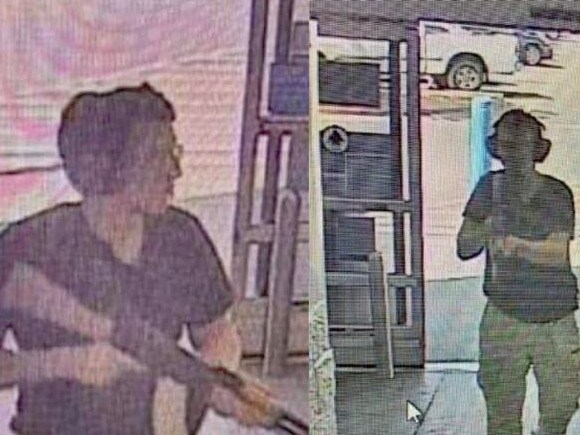 The man suspected of shooting and killing at least 18 people in El Paso, Texas.