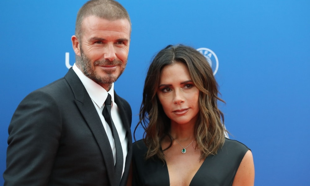 Victoria Beckham breaks silence over divorce rumours