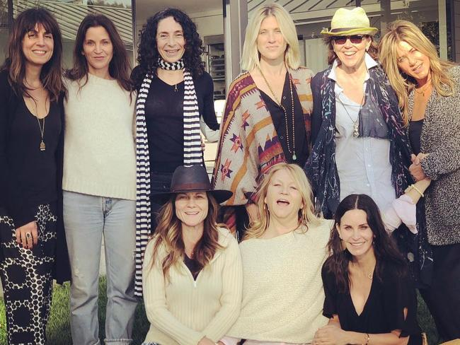 Inside Jennifer Aniston's birthday bash.