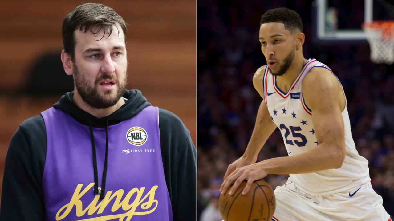 best loved 3afc2 4e47a FIBA World Cup 2019: Ben Simmons, Andrew Bogut, Aussie ...