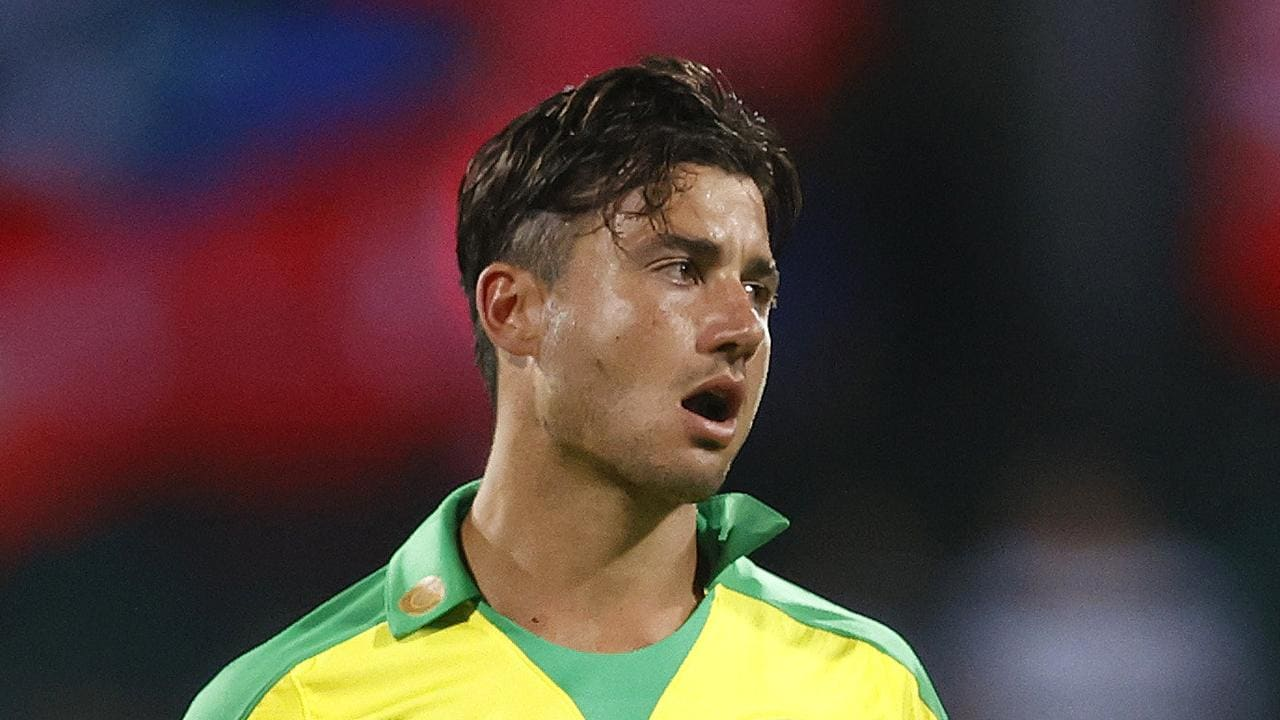 Marcus Stoinis' unfortunate side injury opens the door for Cameron Green