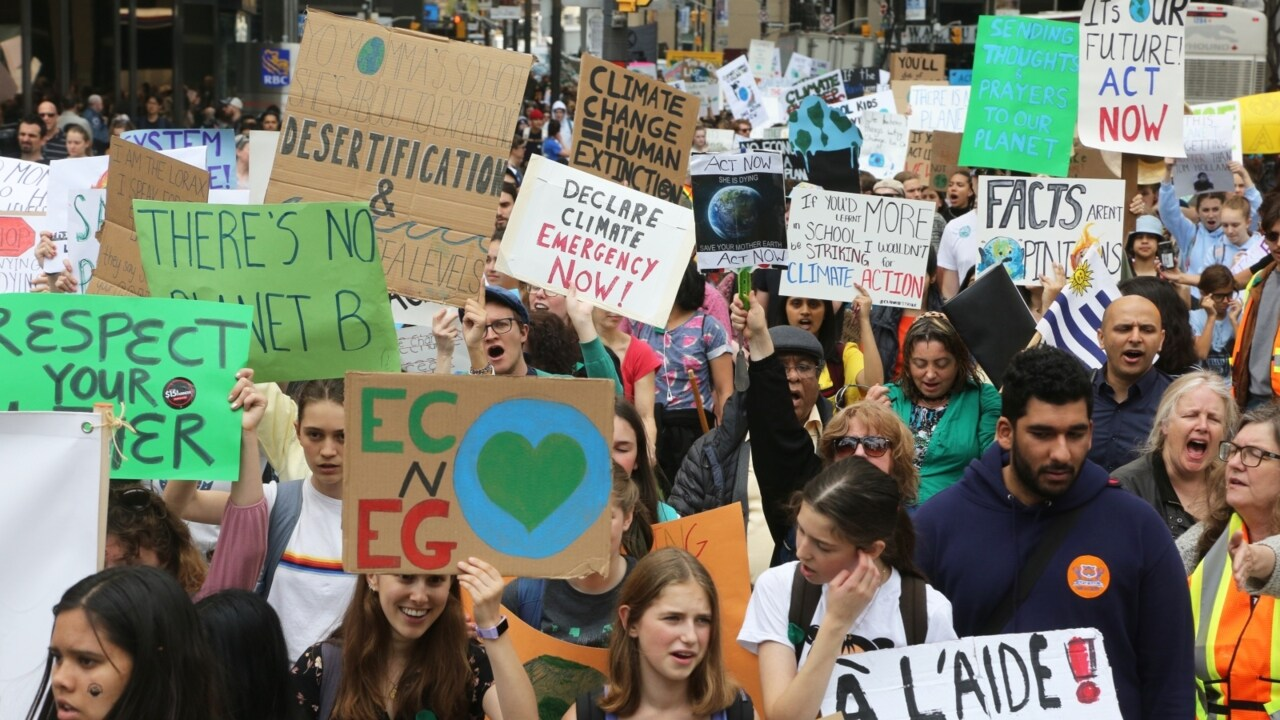 Teacher climate strike insistence 'akin to child abuse'