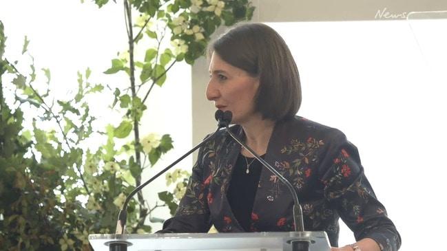 Gladys Berejiklian's speech at 2019 Bradfield Oration