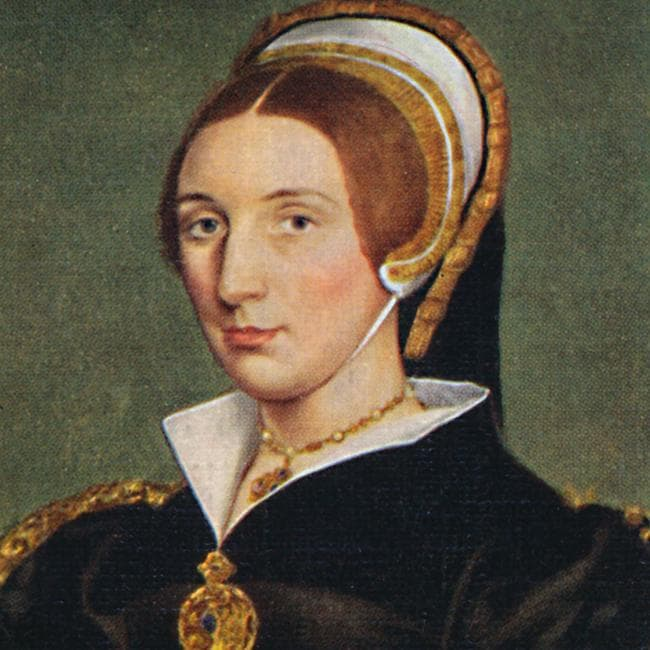 Katherine Howard. Picture: The Print Collector/Getty Images