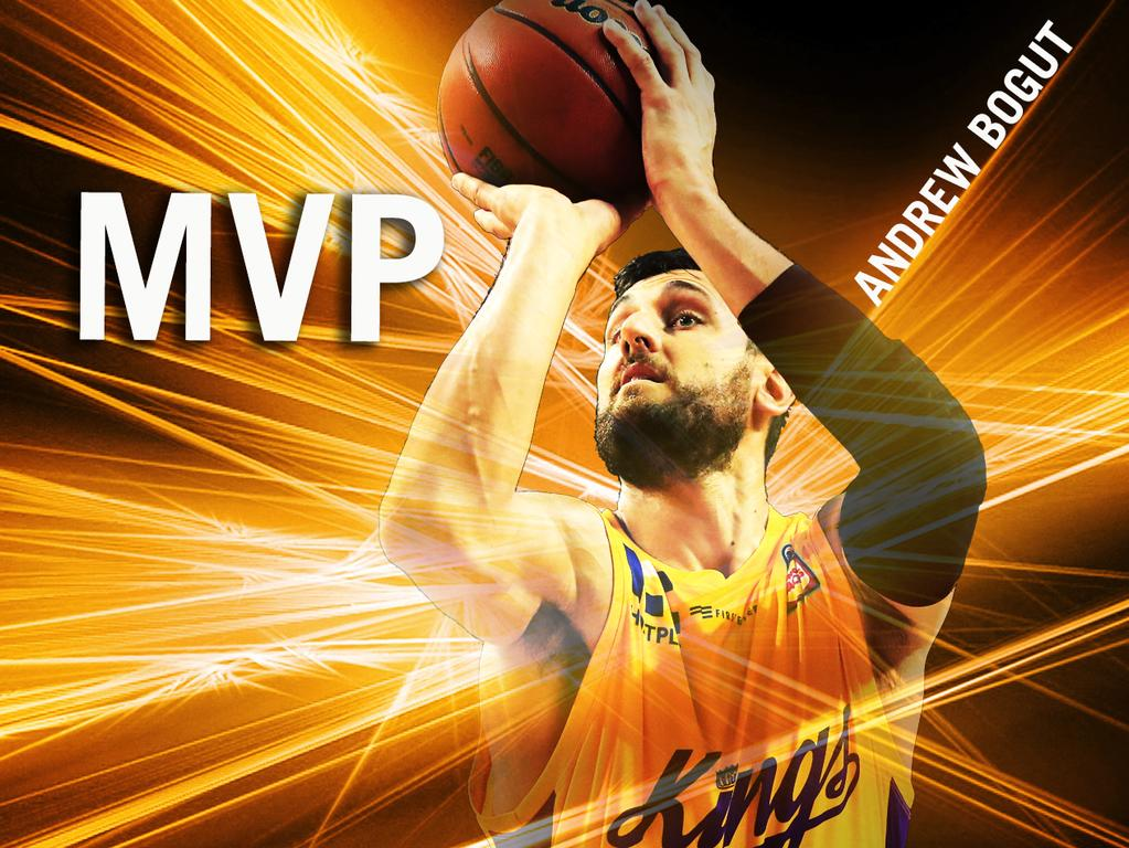 Andrew Bogut has been named NBL MVP