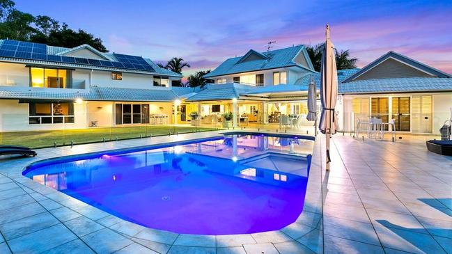This house at 14 Habitat Plc, Noosa Heads, is for sale.