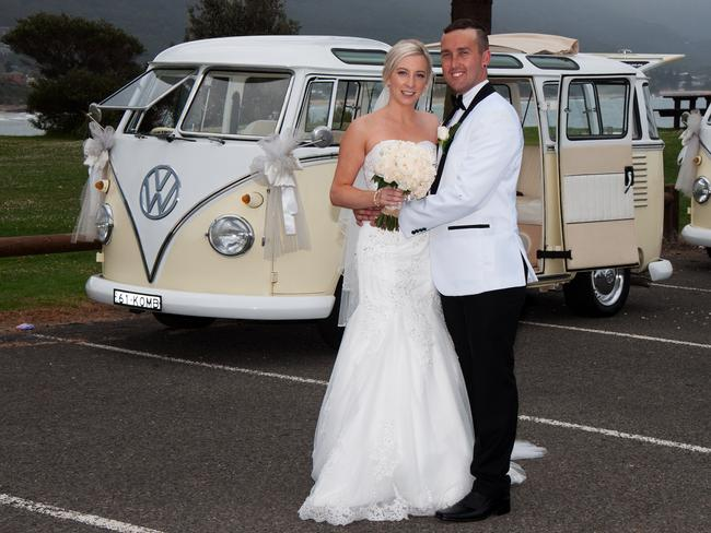 Weddings Of The Week: Penrith Panthers Player Sam McKendry