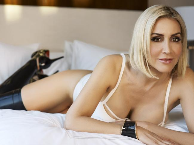 Samantha X is quitting the escort business. Picture supplied