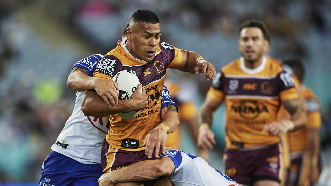 Jamayne Isaako of the Broncos struggled to continue his 2018 SuperCoach NRL form into 2019