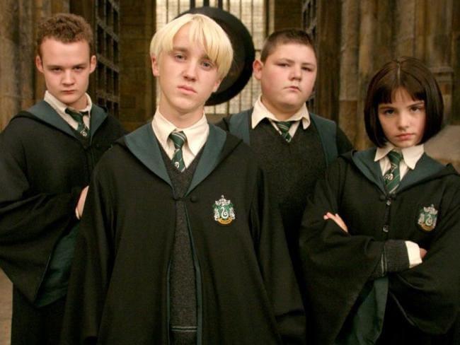 Scarlett Byrne portrayed 'Pansy Parkinson' in film series Harry Potter. Picture: Warner