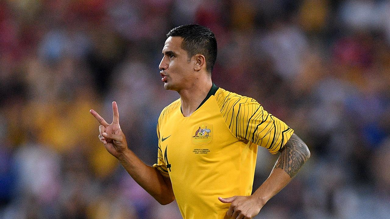 Is Tim Cahill Australia's most capped Socceroos player?