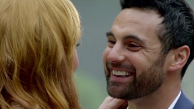 May we all find someone who looks at us they way Cam looks at Jules. Photo: 'Married At First Sight'