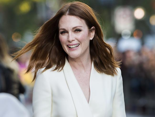 Actress Julianne Moore. Picture: Nathan Denette/The Canadian Press