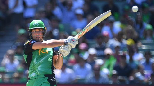 Marcus Stoinis will be out to bounce back after a disappointing World Cup campaign.