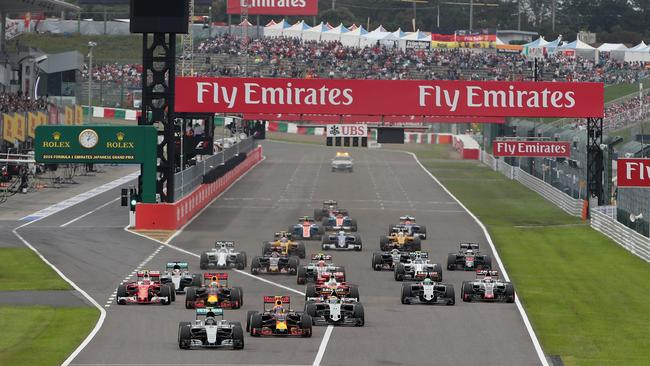F1 Japan TV times: How to watch Japanese GP at Suzuka live in