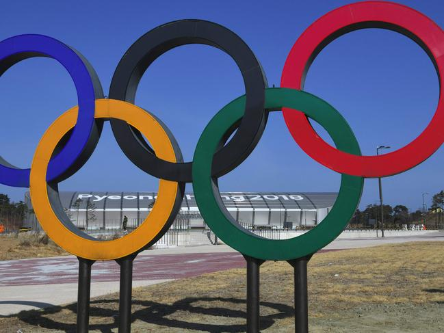 Russia's Olympic participation is under serious threat.