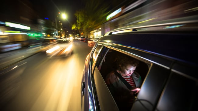 All of a sudden, I started paying attention to my drivers - and I liked what I saw. Photo: iStock
