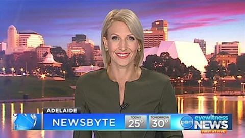 Adelaide's Afternoon Newsbyte - 16.2.18
