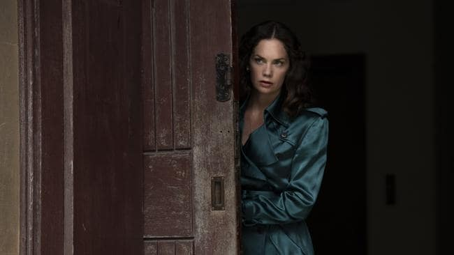 Ruth Wilson as Mrs Coulter in a scene from the TV series His Dark Materials. Picture: Foxtel