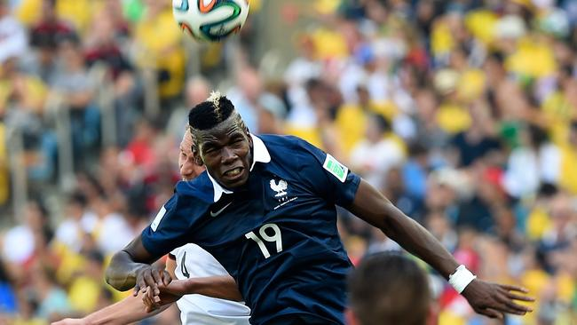 Paul Pogba had a fantastic World Cup.