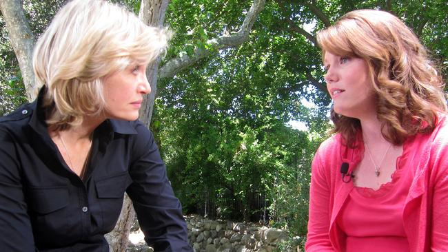 Jaycee Dugard did her first excusive interview with Diane Sawyer in 2011.