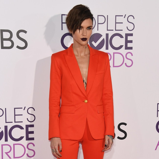 Ruby Rose's beauty routine is not what you would expect