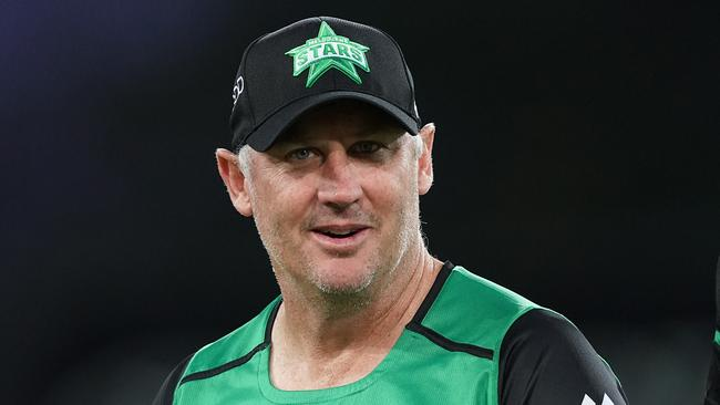 Stars coach David Hussey maintains his comments were made in jest.