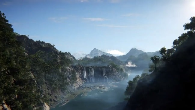 Ghost Recon: Breakpoint trailer
