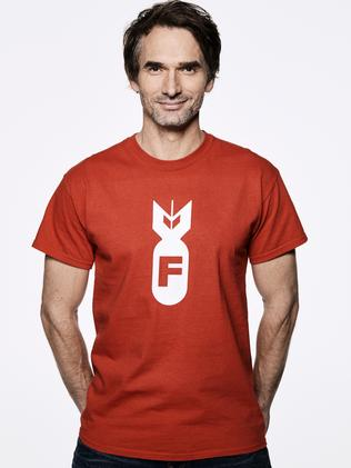 Todd Sampson gets from behind the desk at Gruen and heads to parts of the world he was unaccustomed to. Picture: Supplied
