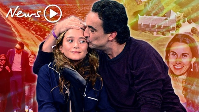 Olivier Sarkozy moved ex-wife into home amid Mary-Kate Olsen split
