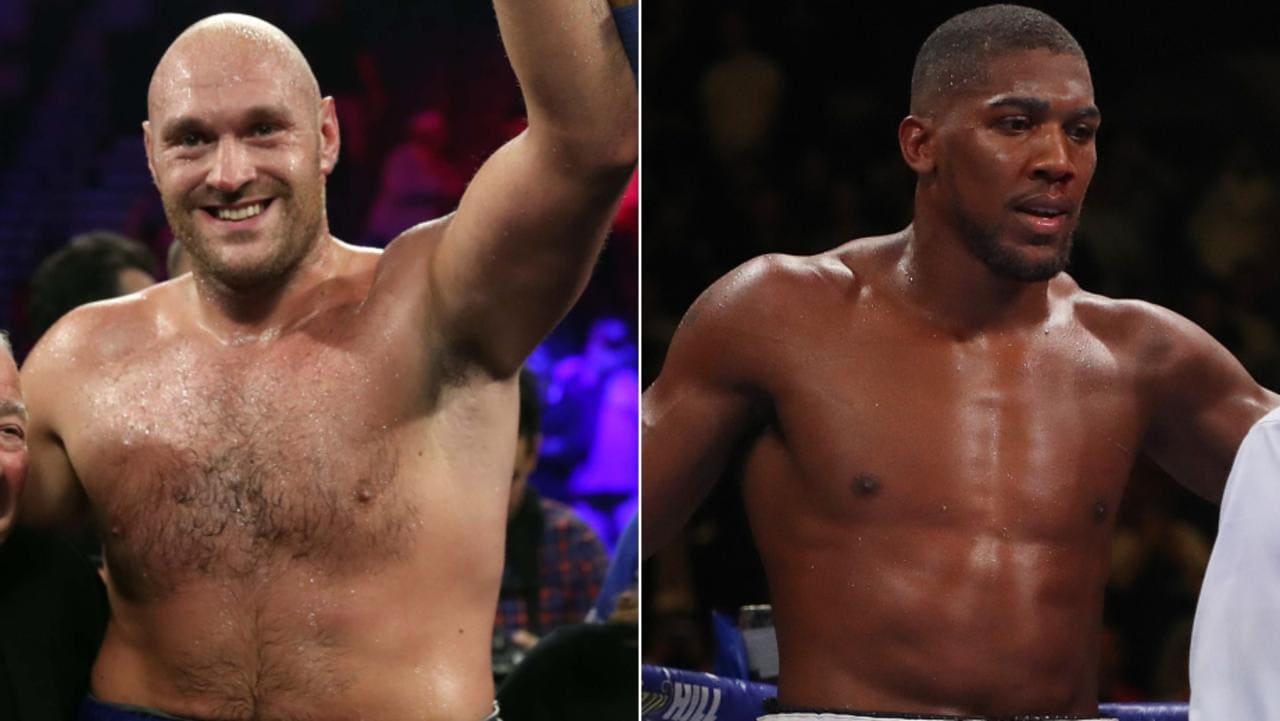 How Tyson Fury's masterclass exposed Anthony Joshua.