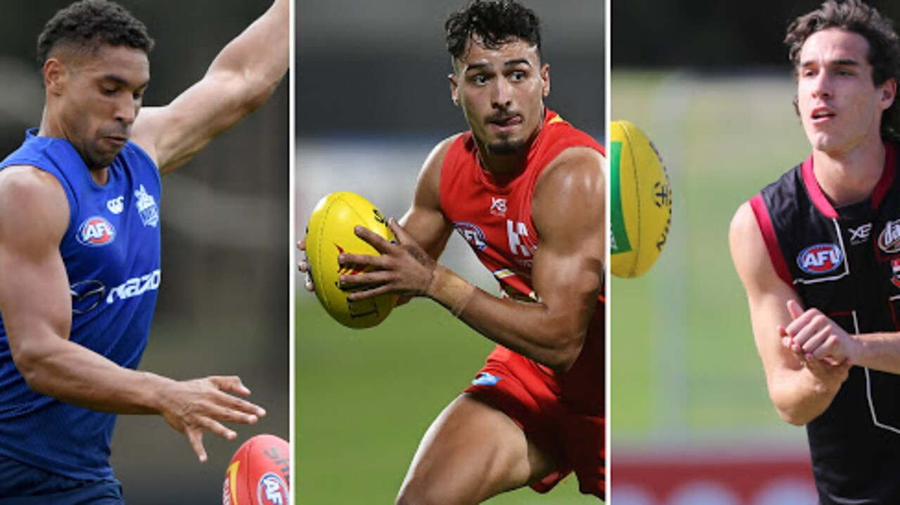 Look out for these young guns this season.