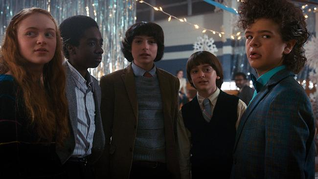 Stranger Things is back. Picture: Supplied.