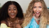 ***STRICT EMBARGO FOR THUR FEB 13 2020***  Kaday and Chantal will join the cast of Gogglebox Australia. Picture: Supplied/Foxtel
