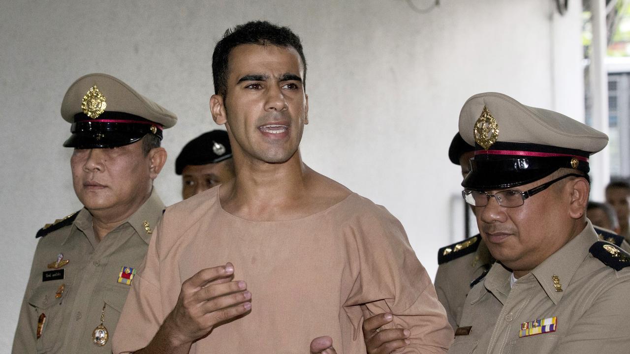 Hakeem al-Araibi was imprisoned in Thailand. (AP Photo/Sakchai Lalit, File)