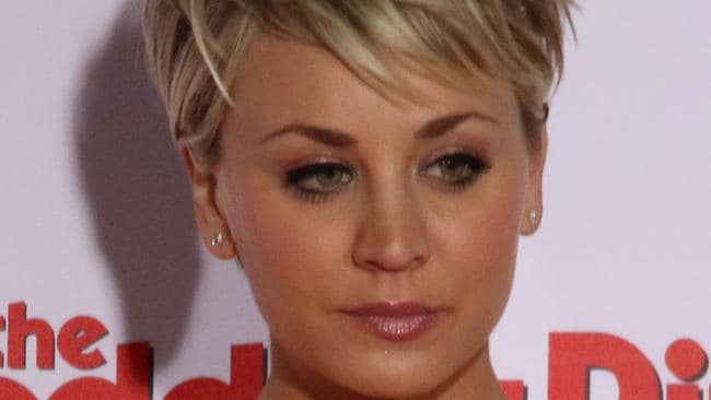 Kaley Cuoco Hair Extensions 2016 Long Hair Photos Revealed