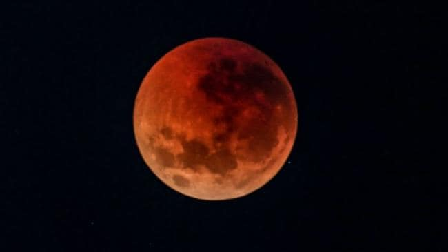 red moon 2018 today - photo #17