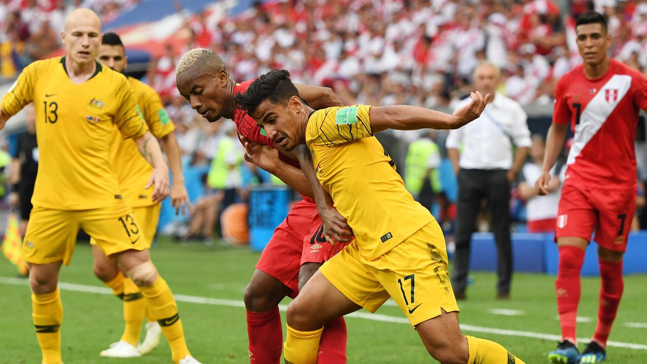 """Socceroos coach Graham Arnold has hailed Daniel Arzani's move to Celtic as """"fantastic"""" for a few reasons."""