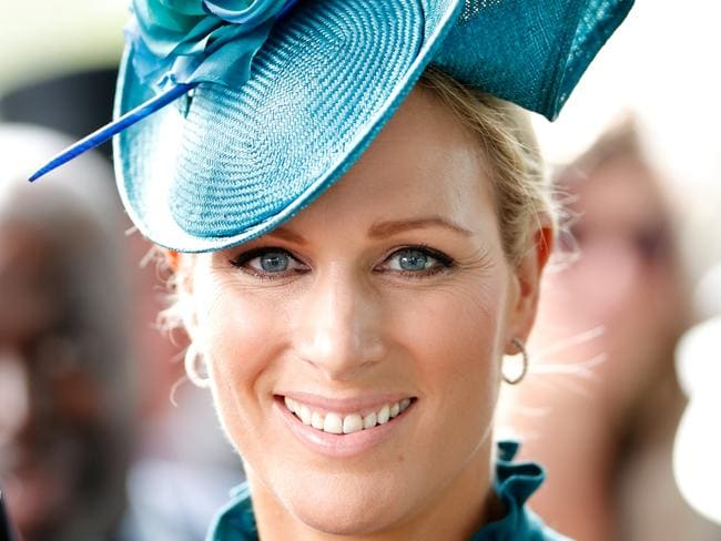 Zara Tindall is a favourite of the Queen. Picture: Getty