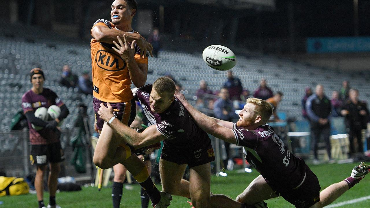 'Should be on every highlight reel': Manly legend slams Trbojevic shoulder charge suggestion – Fox Sports