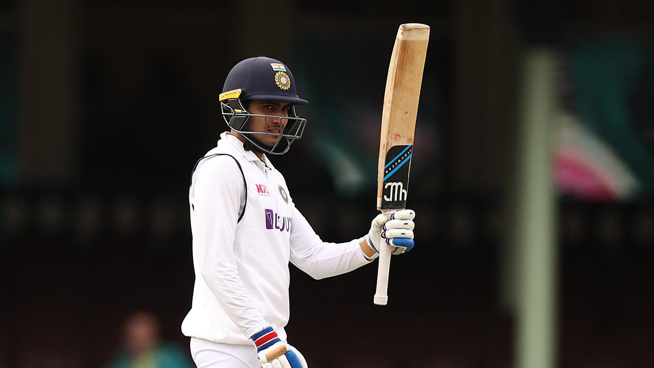 Shubman Gill and Will Pucovski could be facing off for many years to come.