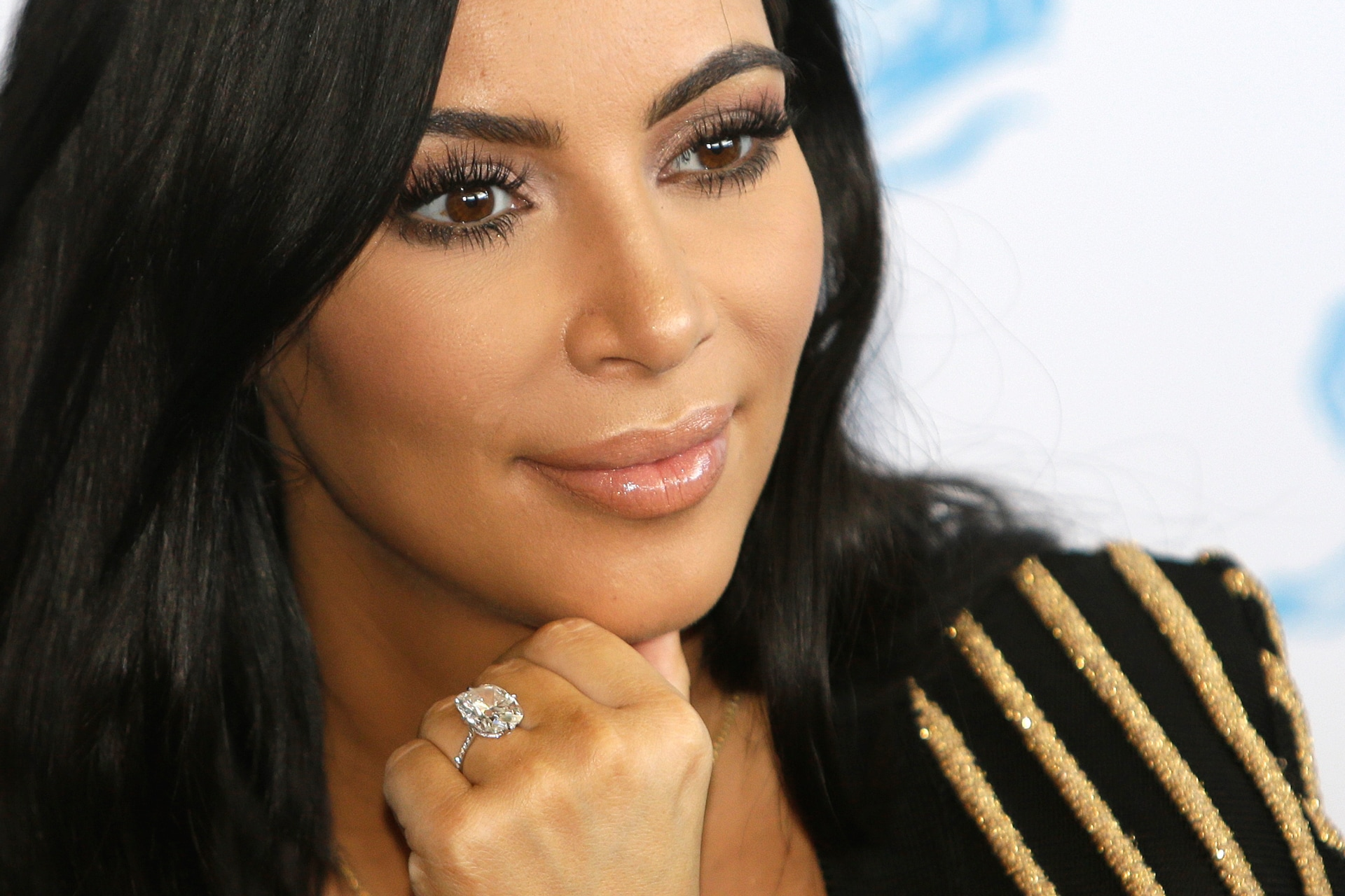 Kim Kardashian Shares Sweet Photo Of 'Inseperable' Siblings Chicago And Saint