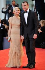 "Naomi Watts and Liev Schreiber attend ""The Reluctant Fundamentalist"" Premiere And Opening Ceremony during the 69th Venice International Film Festival on August 29, 2012 in Venice, Italy. Picture: Getty"