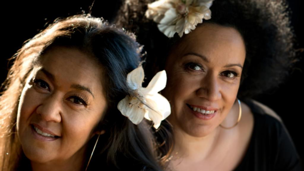 Vika & Linda Bull will be recording a new record soon. Picture: Supplied.