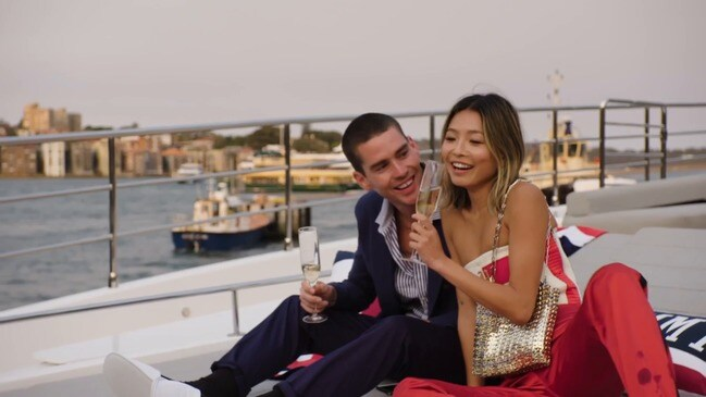 Watch as Tommy Hilfiger takes you inside his Sydney Super Yacht party to celebrate his arrival in Australia