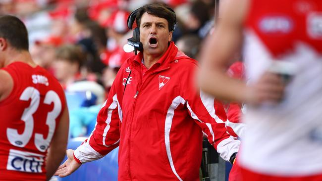 Paul Roos in charge of Sydney.