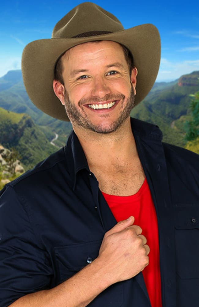 Luke Jacobz joins the cast of I'm A Celebrity … Picture: Supplied