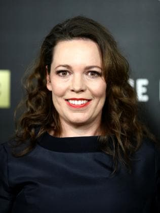 Her Royal Highness, the new Queen, actress Olivia Colman. Photo: Mark Davis/Getty