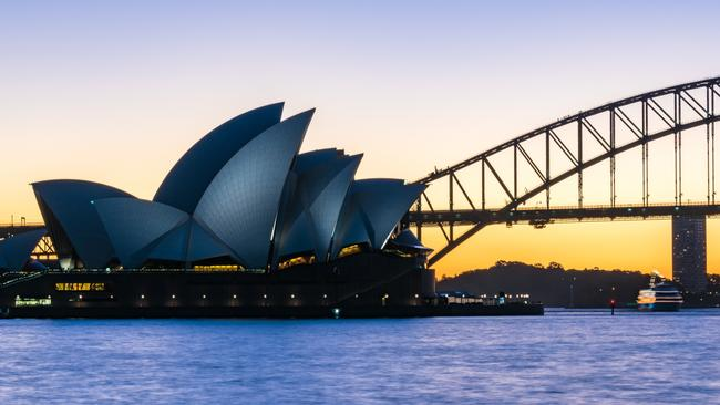 How dare they? Sydney Opera House made the list at 29.