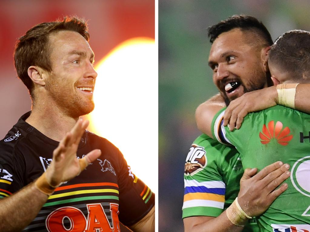 James Maloney is heading to France, while Jordan Rapana is off to Japan.
